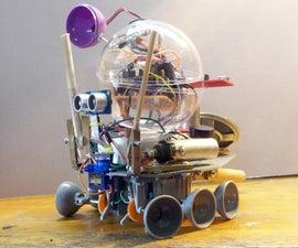 The Revenge of the Yellow Drum Machine (Arduino)