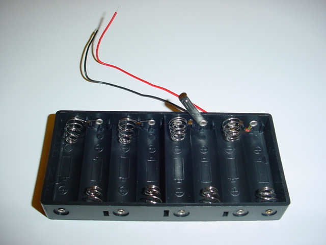 Picture of Power Supply &12 Battery