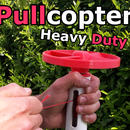 Heavy Duty Pull cord helicopter