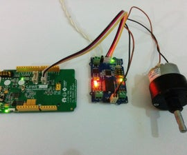 Getting started with the LinkIt One - DC Motors