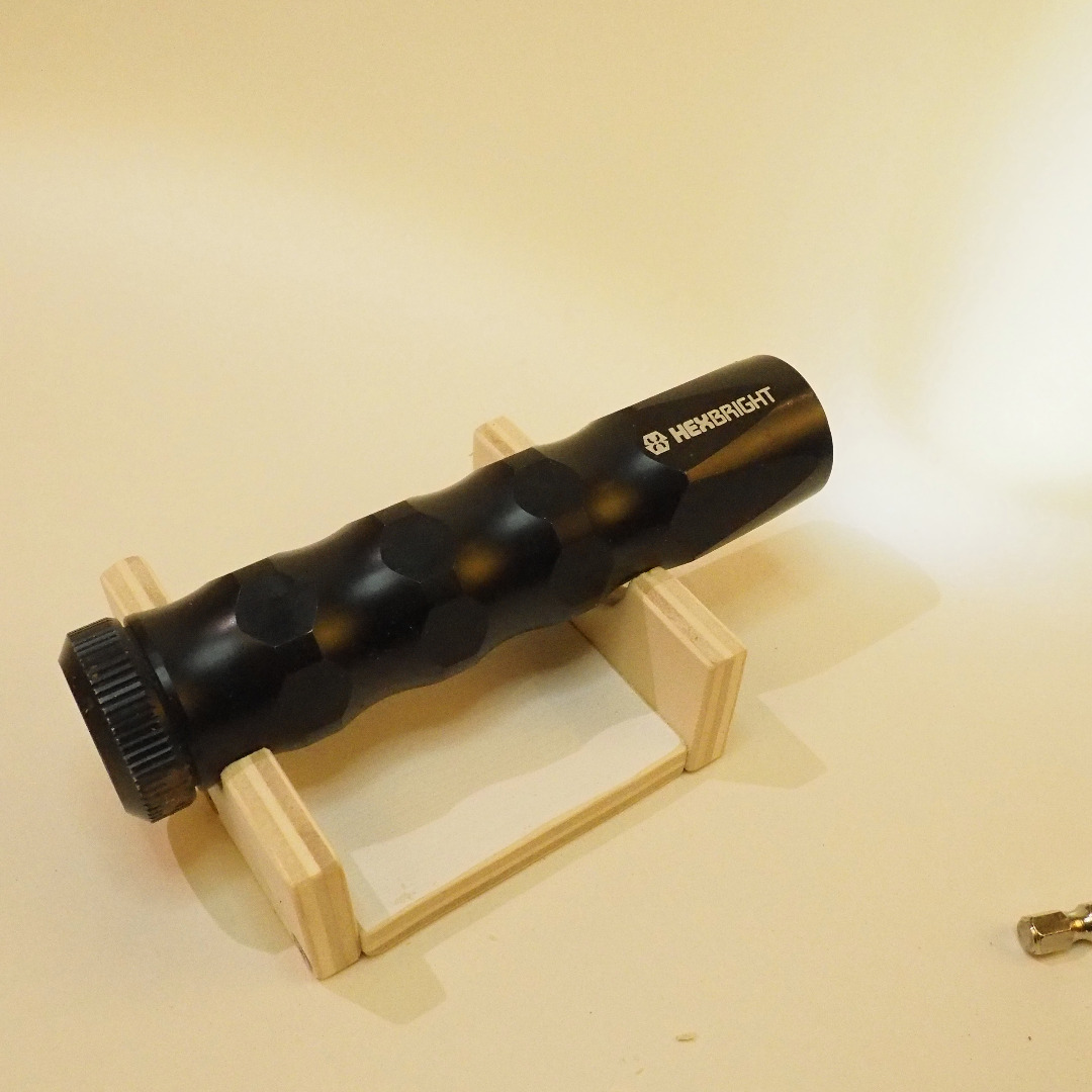 Picture of Creating a Suitable Light Source With Plywood.