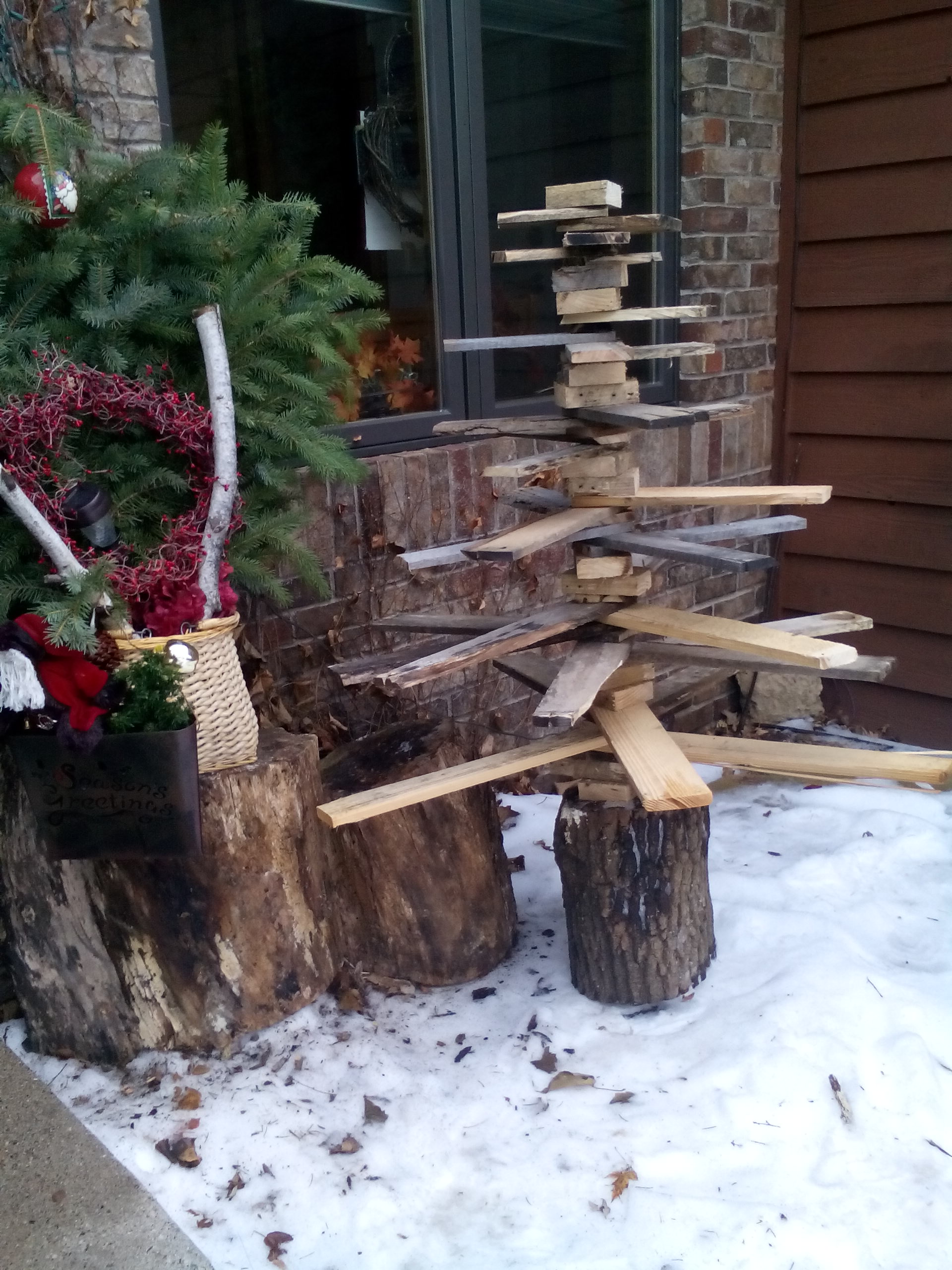 Picture of Reclaimed Christmas Tree