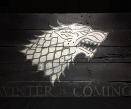 Game of Thrones Stark Sigil
