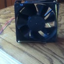 Mini Wall Powered Fan