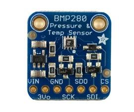 How to Use the Adafruit BMP280 Sensor - Arduino Tutorial