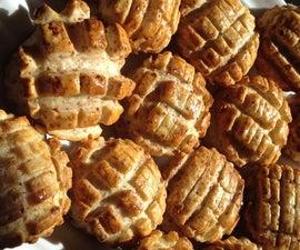 Hungarian Bacon Scones