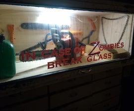 Zombie Apocalypse Equipment Cabinet