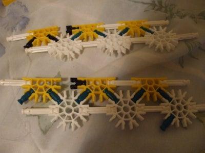 Main Body Side Panels + Main Body Assembly