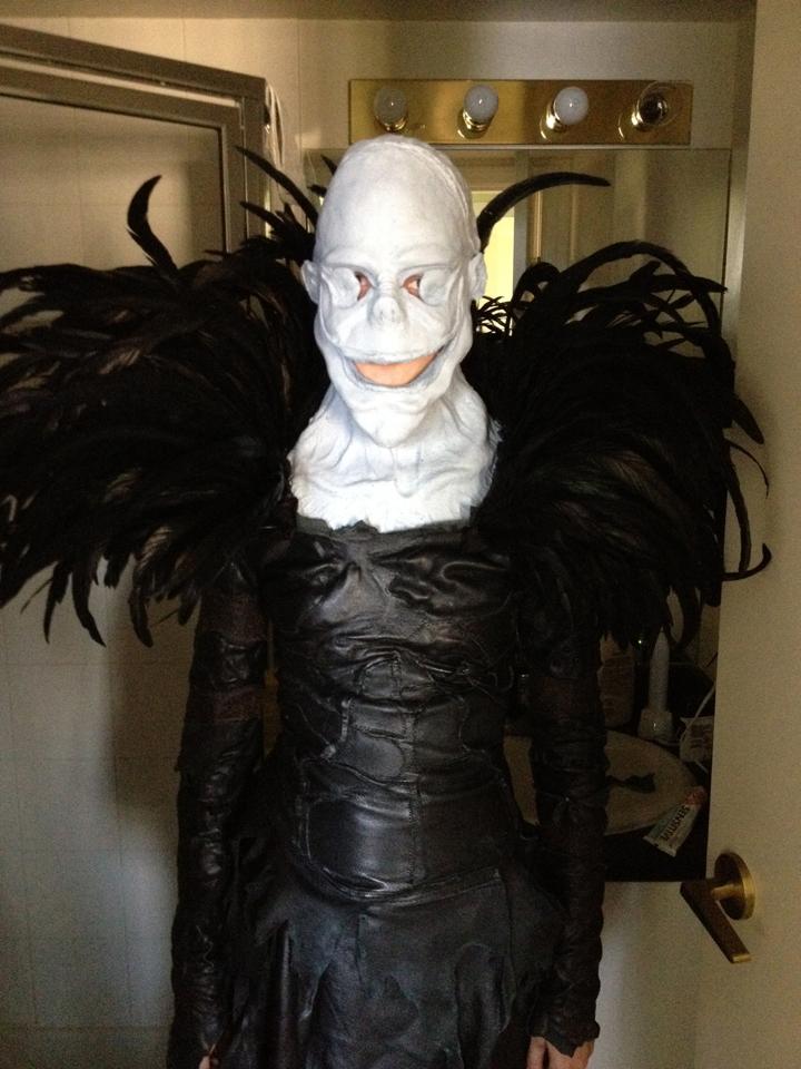 Picture of Ryuk Costume