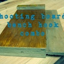 Shooting Board/Bench Hook Combo