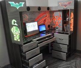 Computer Desk Build