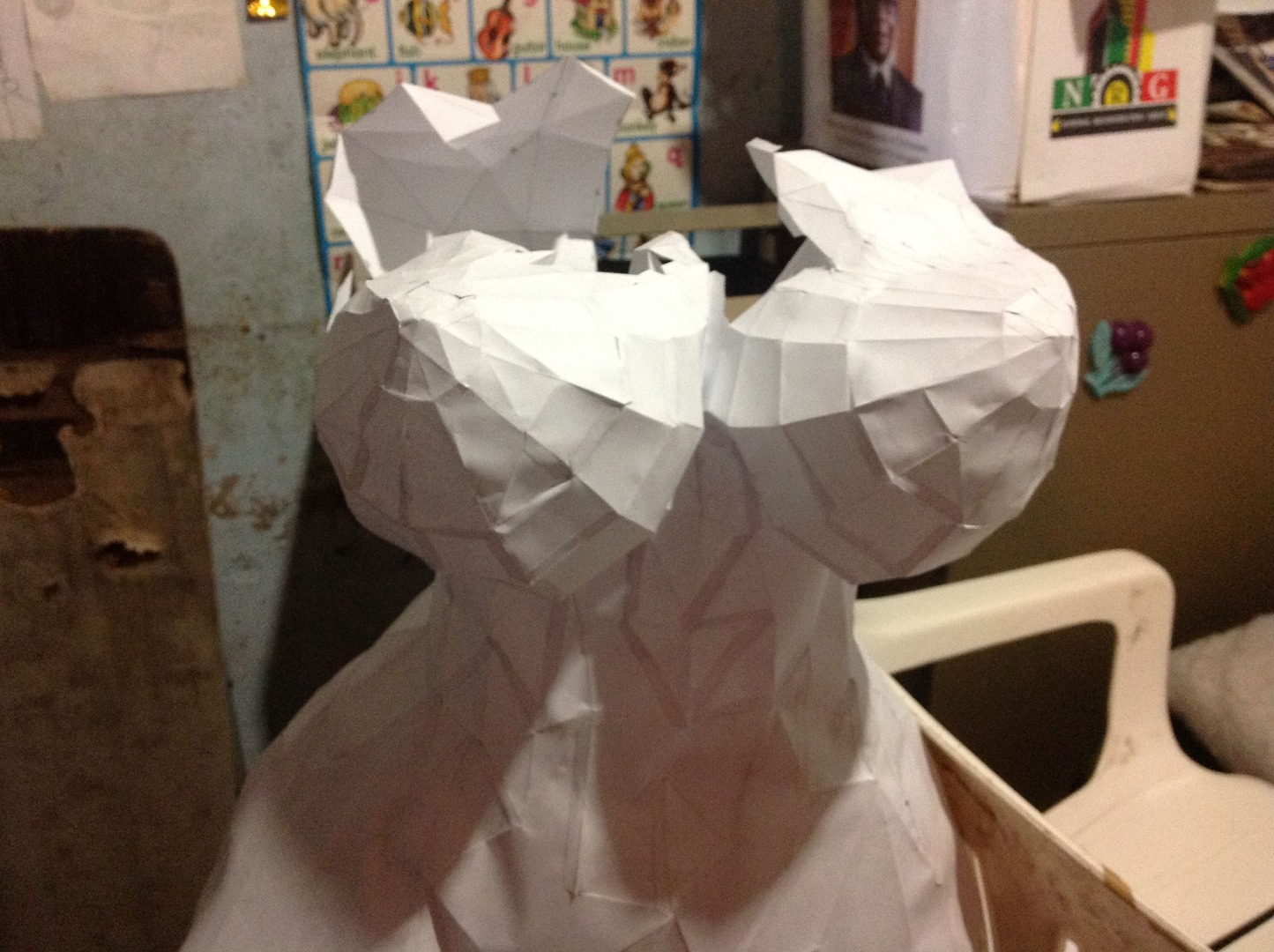 Picture of Finer Details/most Intricate Parts (Face & Bust)