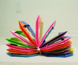 Everyone Knows It's (Paper) Slinky! (Modular Origami Slinky)