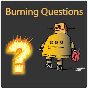 Picture of How to Enter Burning Questions: Round 7