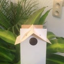 Flat Pack Birdhouse