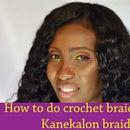 How to Do Simple Crochet Braid