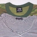 Crew Neck to V Neck Collar Switch-a-Roo