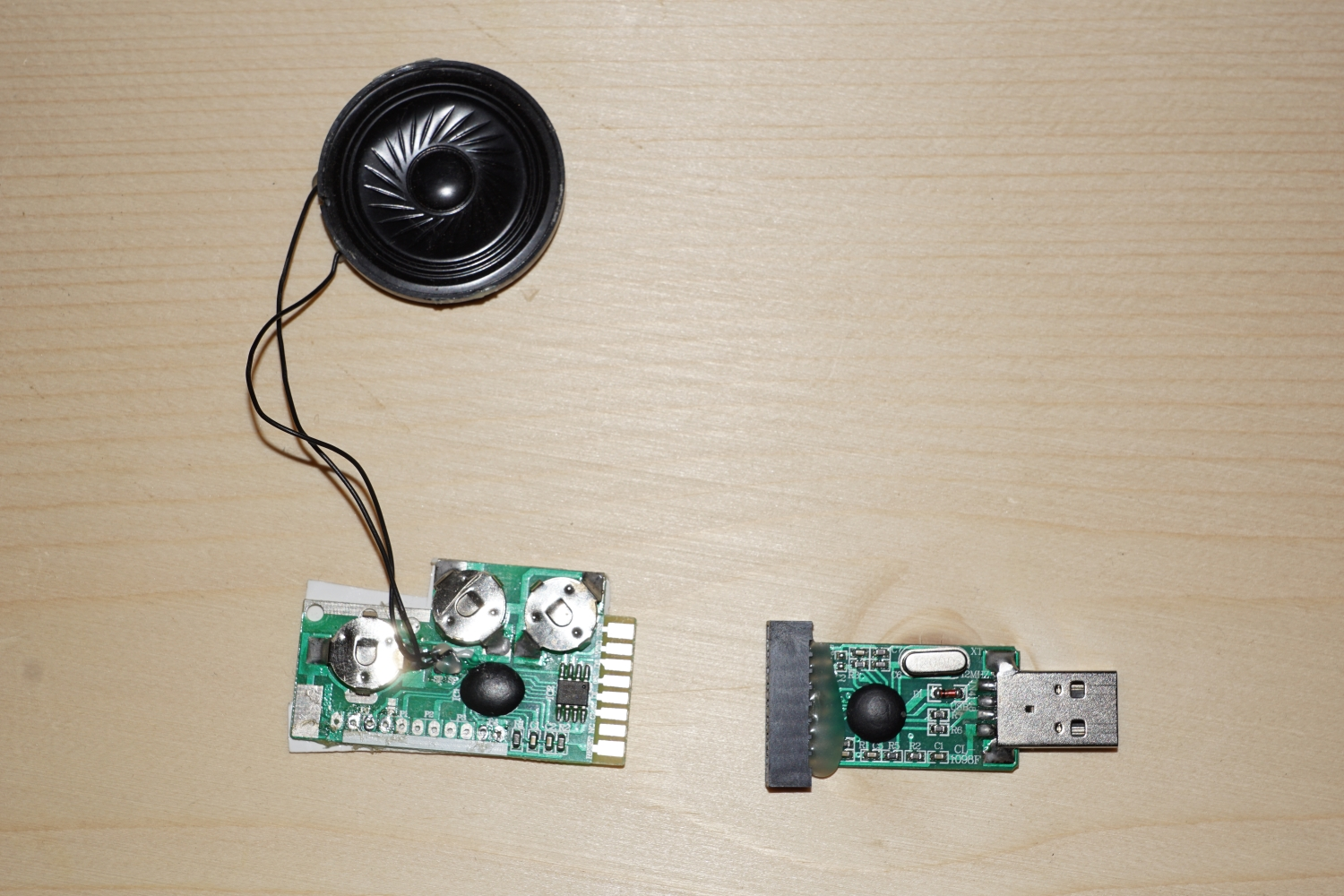 Picture of Attach the Programmer