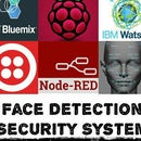 Face Detection Security System Using Pi,IBM-Watson,Node-red,Twilio,Email Service