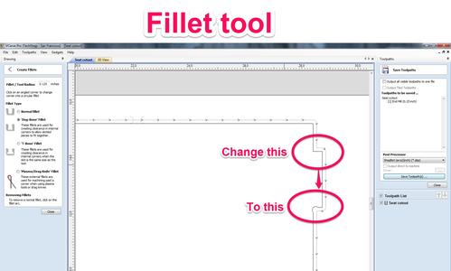CAM File Cleanup
