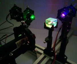 A Laser Beam Combiner With 3d Printed Parametric Optomechanical Components.