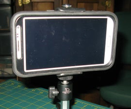 Smartphone Camera Mount and Neck Strap