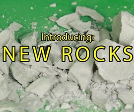 How to Make New Rocks