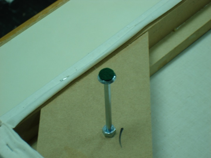 Picture of Install the Spacer Bolts