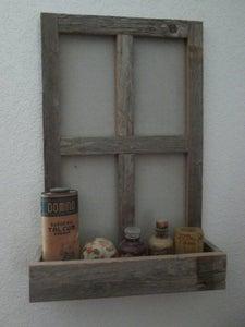 """Antique """"Window"""" Design"""