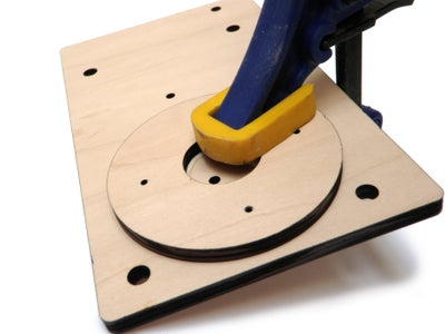 Glue and Clamp