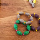 DIY - Corrugated Paper Bracelets