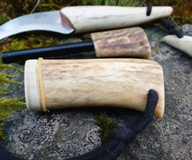 Making a Bear Horn