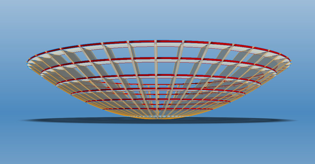 Picture of Slicing the Shape in 123D-Make