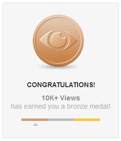 Viewing Achievements