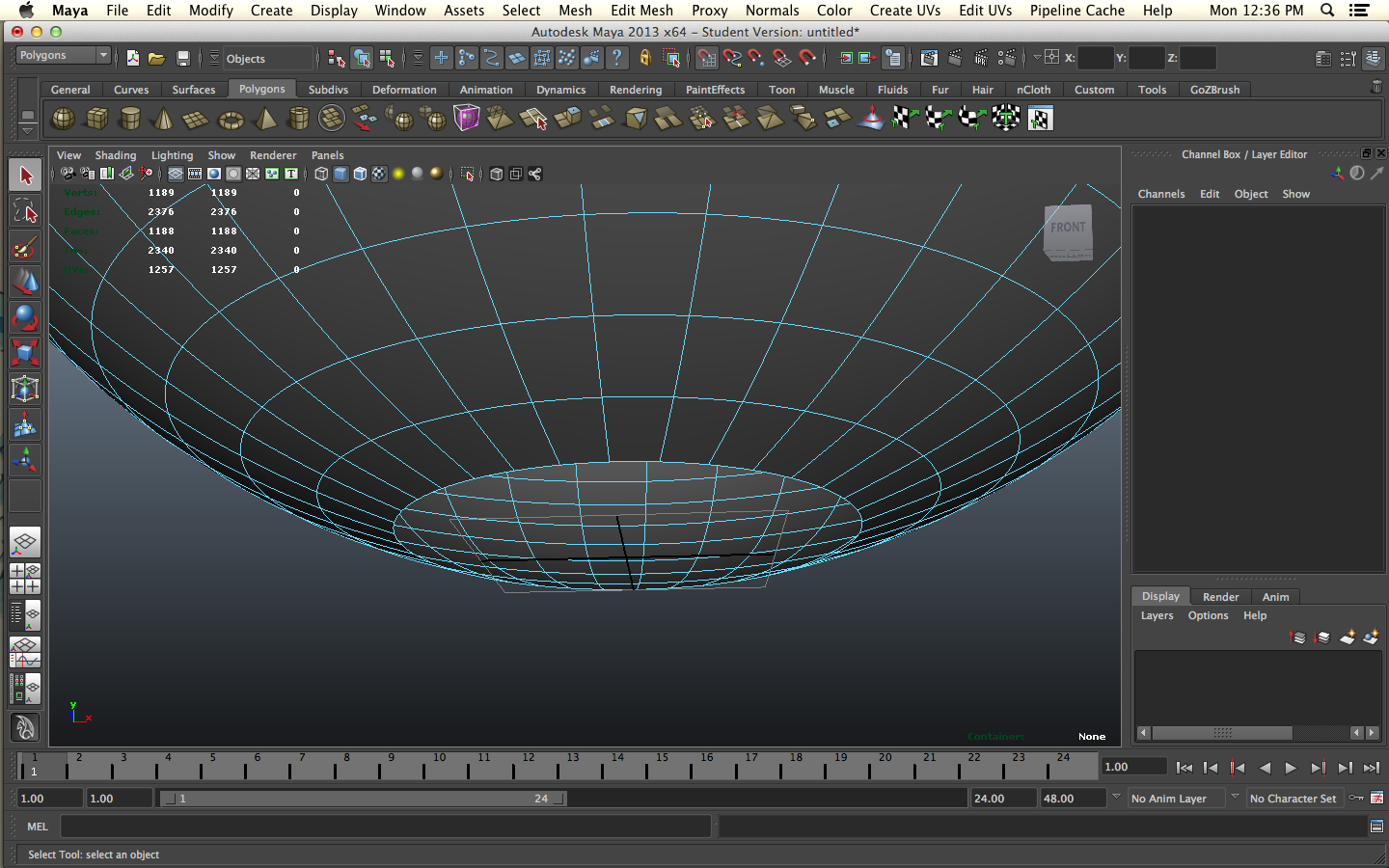 Picture of Start With Primitive Shapes