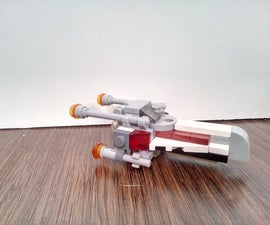 Cool Lego Spaceship