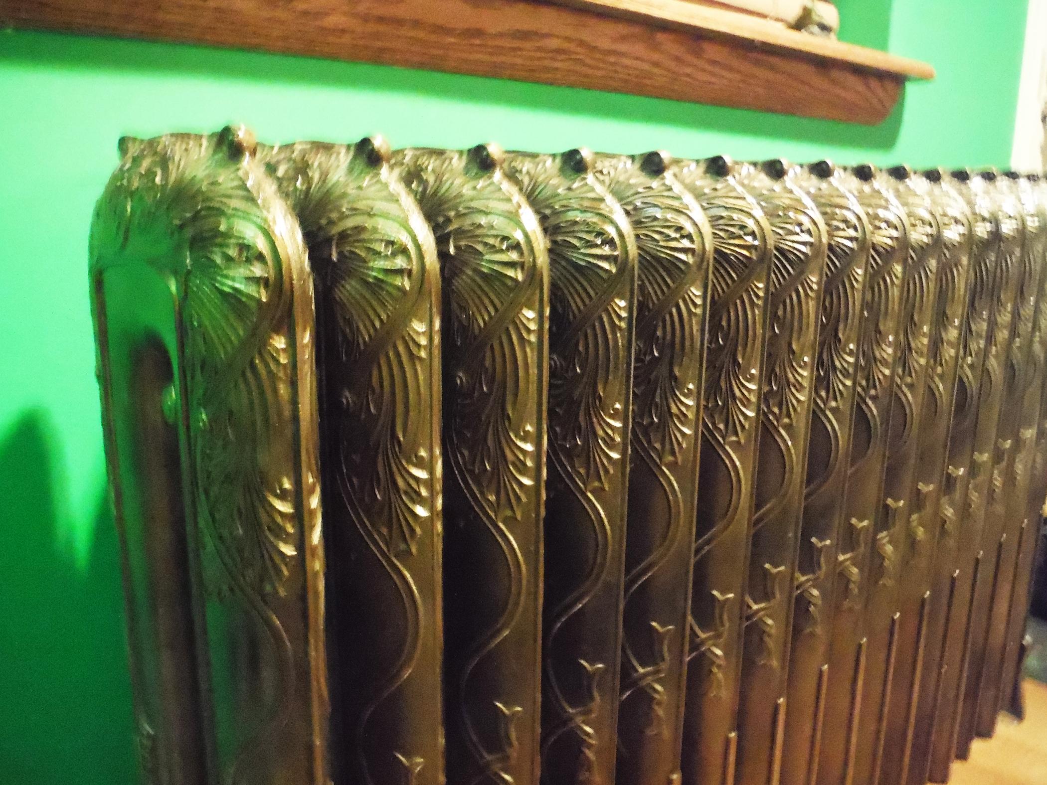Picture of Refurbishing Antique Radiators
