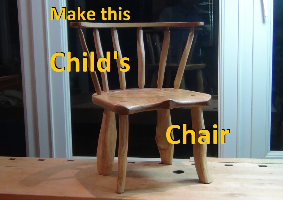 Picture of Make a Child's Country Chair