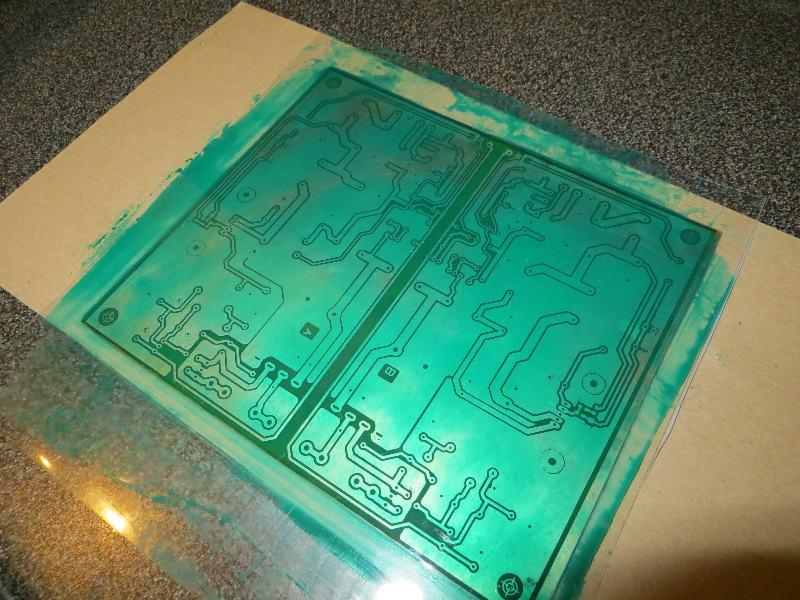 Picture of Solder Resist