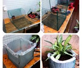 planter Build - simple