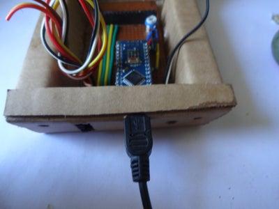 Making the USB Port