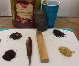 How to Dye Wood Using Natural Ingredients in 5 steps