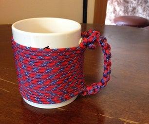 Paracord Mug Handle