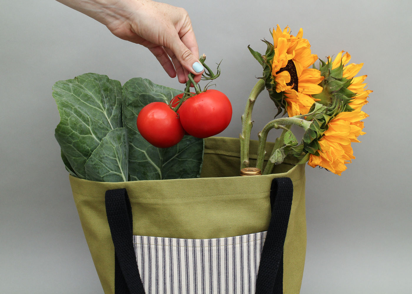 Project: Finish the Grocery Bag