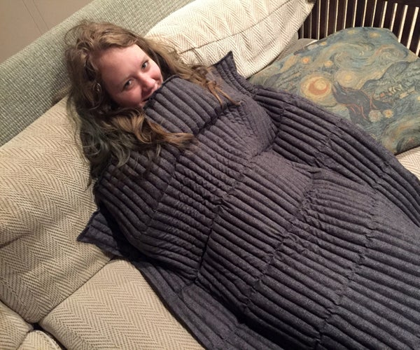 Stress-Reducing Weighted Blanket