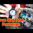 Iron Man Arm Prototype
