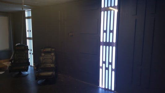 My 1st Star Wars Death Star Mancave