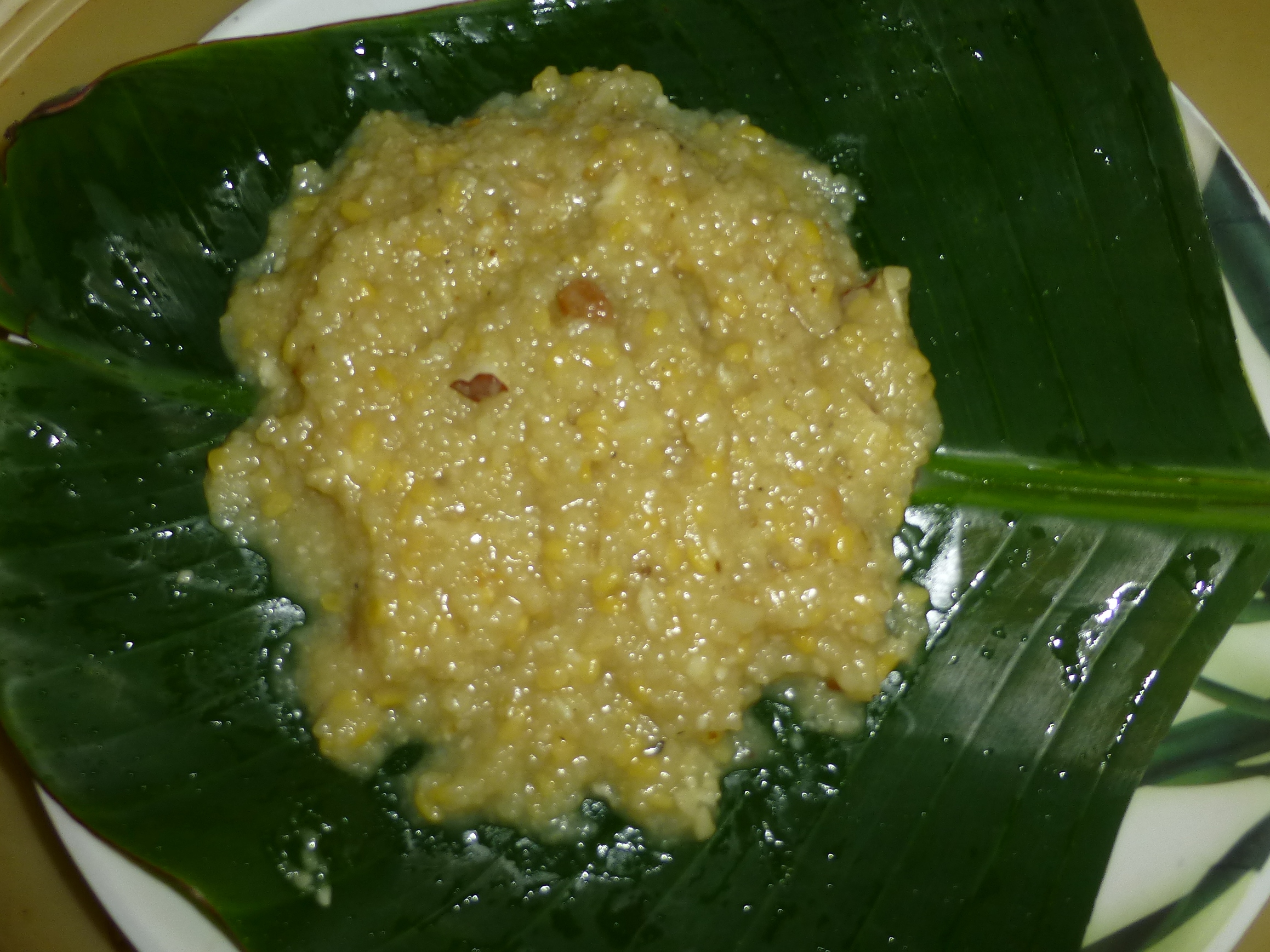 Picture of Pongal : a Sweet Dish Cooked During the Festival of Pongal