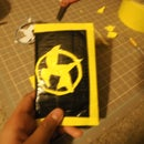 How to make a duct tape flip wallet