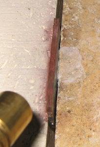 Filling the Cracks (Optional)